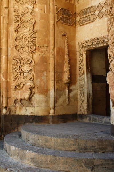 Ishak Pasha Palace Turkey Dogubayazit Ancient Civilization Architecture Built Structure History No People Old Ruin Religion Travel Destinations