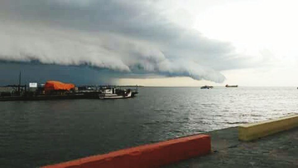 Hello World Lagoa Lagoadospatos Tempo Temporal Tempestade Taking Photos