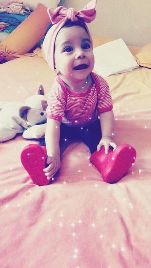 True Love 💕 Baby Babygirl Babylove Truelove Babycool MommysGirl Daddy's Girl Outfit Cool