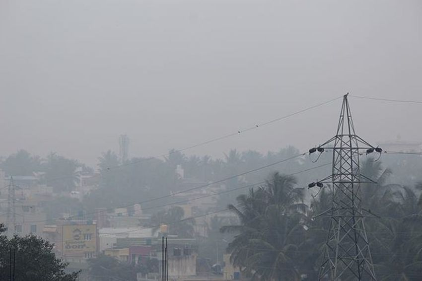 Namma Mysore today noon Luv dis climate I wish it is the same daily Canon Sunny_Frames