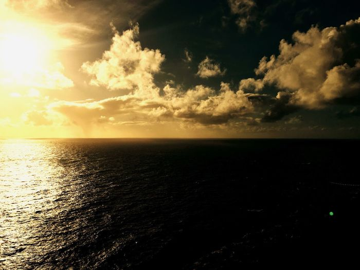 Clouds And Sky Scenics Morning Light Morning Sky EyeEm Eye4photography  Showcase: December (null)Hawaii Coastline Sunrise