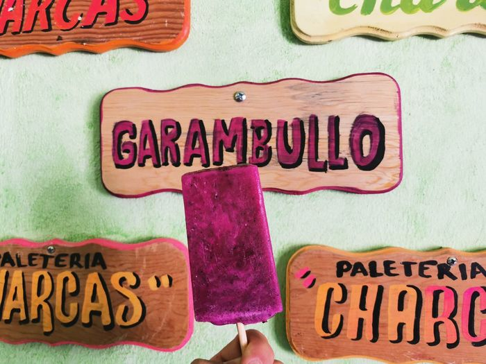 Garambullo Ice