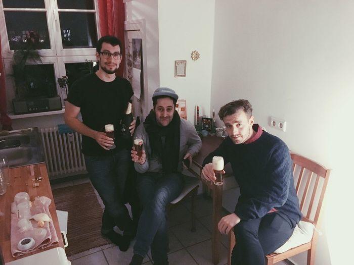 ❤ Togetherness Friendship Bock Beer Home Interior Kitchen Life Boys Will Be Boys Baby Daddy, Boyfriend, Lover & Friend! ♥ Xavier Nicolas Adam  EyeEm Celebrities