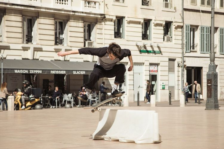 """ Flip "" Skateboarding Getting Creative Urban Lifestyle Sport Shootermag (null)Eye4photography  EyeEm Best Shots Light And Shadow Cityscape Open Edit"