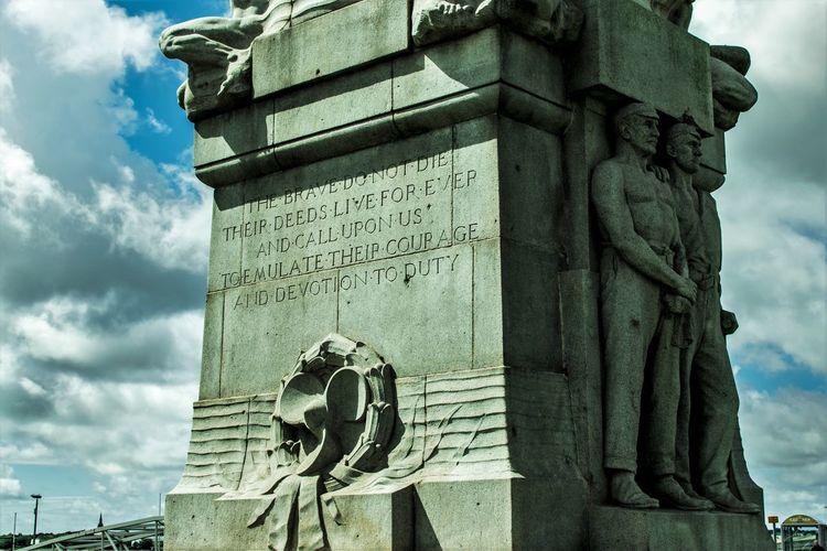 Albert Docks Liverpool Waterfront Liverpool, England Liverpool War Memorial