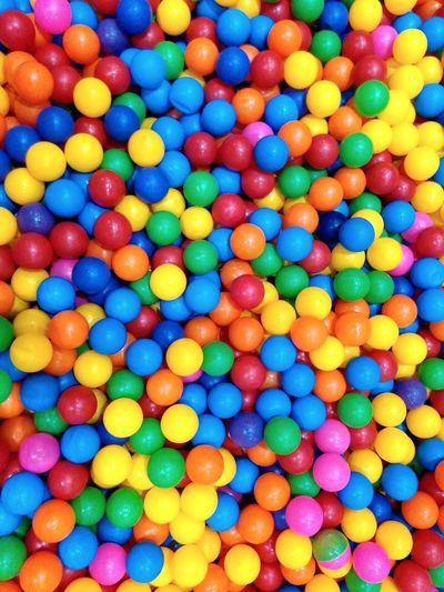 Hora da Brincadeira! Backgrounds Balls Blue Brincadeira Colores Colorful Colors Diversion Fun Funny Green Joke Juguete Multi Colored No People Orange Pelotas Pink Play Playground Pool Red Still Life Variation Yellow