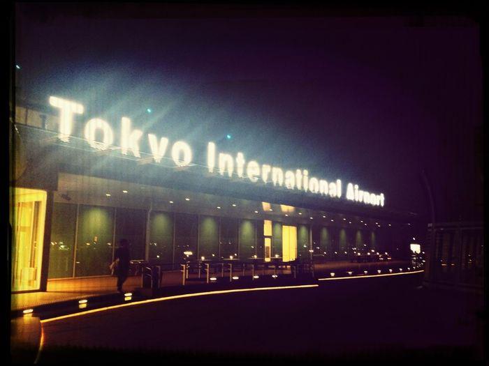At The Terminal