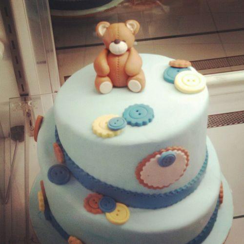 Cake So Cute Baby Boy Sweet Tooth
