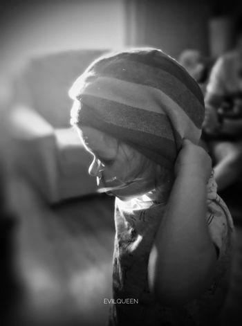 Young EyeEm Best Shots EyeEmNewHere Huawei P20 Portrait Of A Woman Little Sweet People Portrait Woman Kids Portrait Of A Woman EyeEm Best Shots - Black + White Blackandwhite Young Women Women Beautiful Woman Headwear Close-up Pretty The Portraitist - 2018 EyeEm Awards