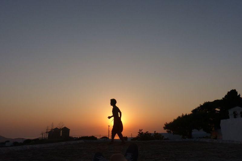 Live For The Story Silhouette One Person Standing Soft Sweet Sky Summertime Sweetdays Greece Photos Camping Trip! Traveling Nostalgie Young Adult The Great Outdoors - 2017 EyeEm Awards The Great Outdoors - 2017 EyeEm Awards The Great Outdoors - 2017 EyeEm Awards