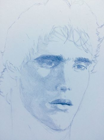 Rumble Fish Outsiders  Drawing ArtWork Art, Drawing, Creativity MyDrawing Art Matt Dillon