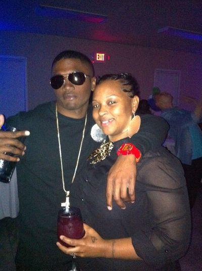 My mama & uncle .!!