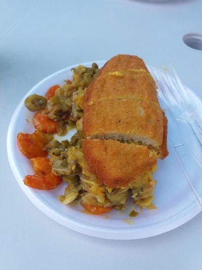 Acarajé Brasilian Food Delicious Sunday Morning Comida Baiana