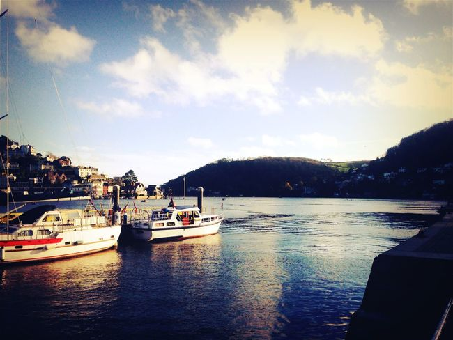 Showcase: November IPhoneography Wandering Enjoying The View Boats Harbour View