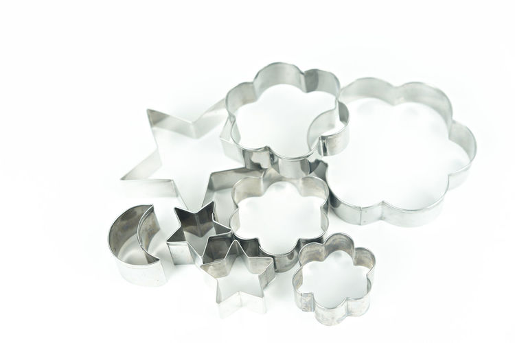 Flowers Blank Style Creative Abstract Background Bake Bakery Biscuit Christmas Concept Cook  Cookie Cooking Cut Cutter Cutters Decoration Decorative Design Dessert Dough Equipment Food Form Frame Heart Homemade Isolated Kitchen Kitchenware LINE Metal Metallic New Object Pastry Shape Shaped Silver  Stainless Star Symbol Texture Tools Utensil White Winter Food And Drink