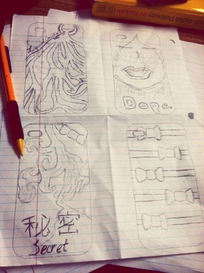 Creating Case Designs :)