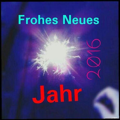 Frohes neues jahr euch allen welcome 2016