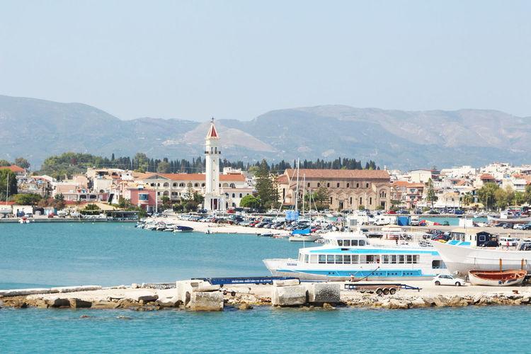 Port in