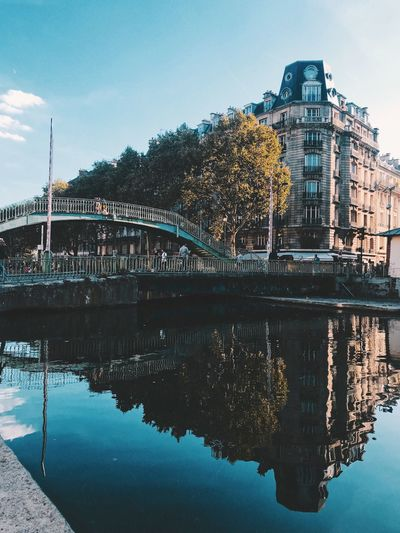 Beautiful Cityscape France Le Marais Paris Paris ❤ Paris, France  Romantic Travel Travel Photography Traveling Architecture City Europe French Parisian Street Summer Travel Destinations Vacation