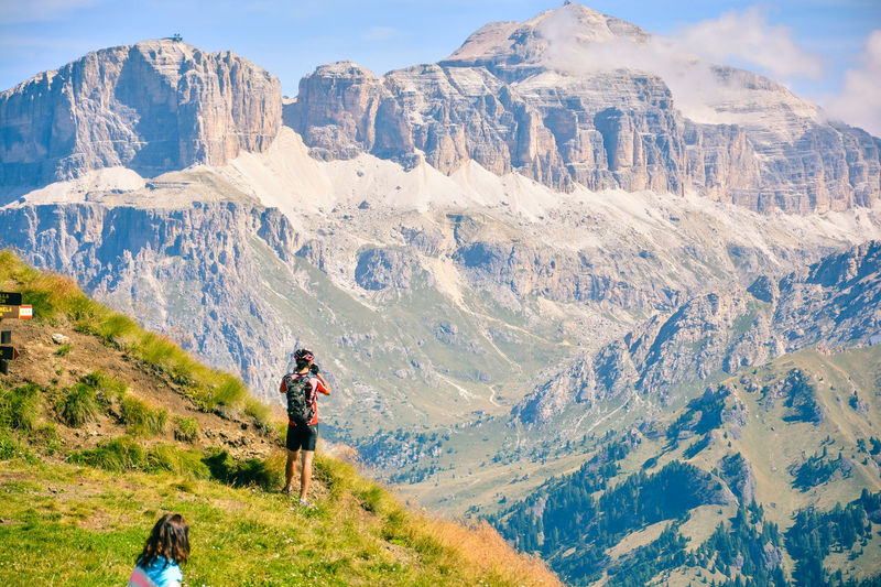 Alto Adige Beautiful Nature Dolomites, Italy Dolomiti Italy EyeEm EyeEm Best Shots EyeEm Masterclass EyeEm Selects Südtirol Beauty In Nature Biker Dolomiti Eyeem Market Marco Vittorio Marco Vittorio Fotografo Marco Vittorio Photographer Marco Vittorio Photography Mountain Biking Mountain Range Moutains Scenic Landscapes Scenic View Scenics - Nature South Tyrol Top Photos