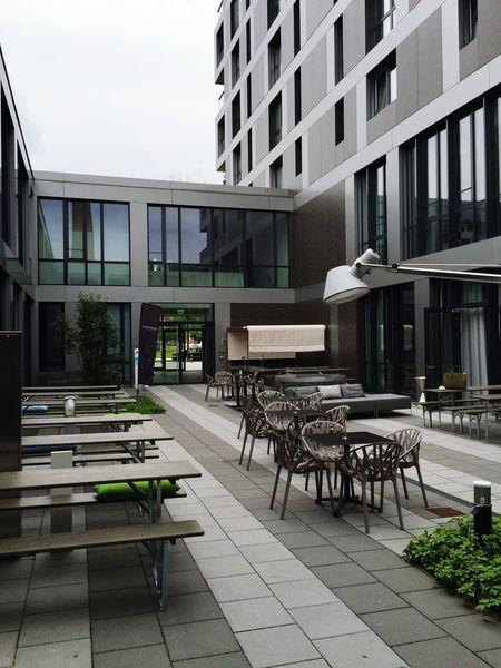 Bereit? Xambws15 München Coworking Officespace