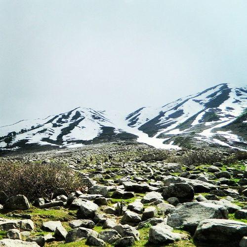 Mountains Snow Nature Gulmarg J &k India