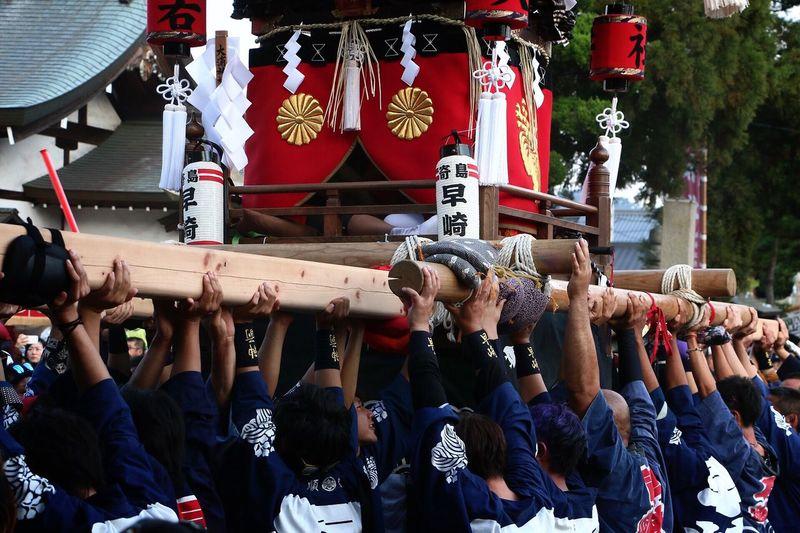 Great Performance Taking Photos Enjoying Life Japnese Festival 祭り 神輿 Getting Inspired 今年もやってきました!血が騒ぐぜ٩(ˊᗜˋ*)و←男に生まれたかったと、この日だけ思う(笑)