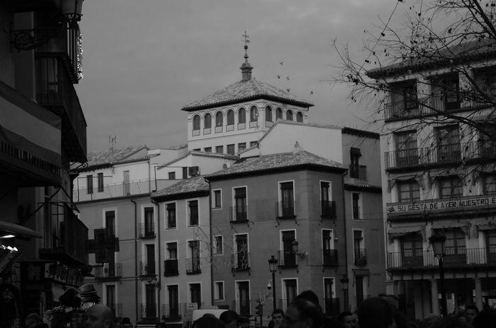 Zocodover Black & White