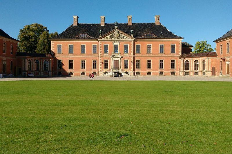 Schloss Bothmer Schloss Bothmer Castle Klūtz Klützerwinkel Klūtz Mecklenburg-Vorpommern Mecklenburg Manor House Herrenhaus