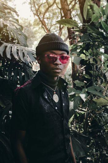 Africa CreativeEye Casualstyle EyeEm Best Shots Shadow Canon Photography Pose Portrait Fashion Leaf