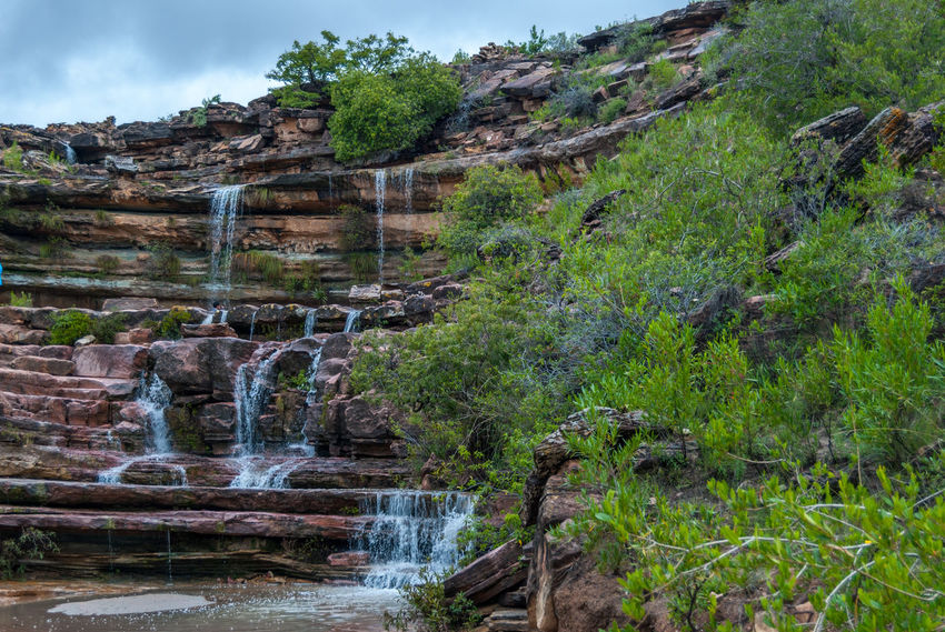 Waterfalls Bolivia Beauty In Nature Day Long Exposure Motion Nature No People Outdoors Plant Rock - Object Scenics Sky Torotoro Travel Destinations Tree Water Waterfall