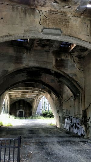 Below the Overpass Outdoor Photography Forgotten Places  Urban Graffiti Grunge City Highway Alley The City Light