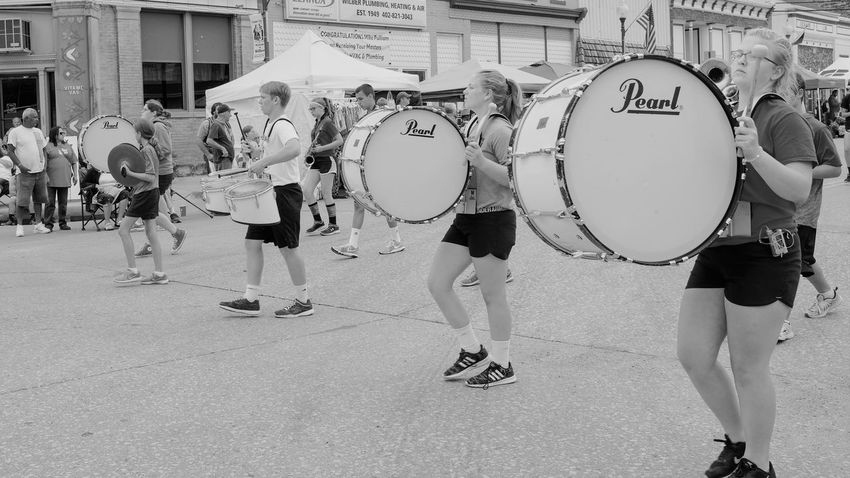 56th Annual National Czech Festival - Saturday August 5, 2017 Wilber, Nebraska Americans Camera Work Celebration Czech-Slovak FUJIFILM X100S Getty Images Marching Band Nebraska Photo Essay Small Town America Storytelling Visual Journal Wilber, Nebraska Adult Arts Culture And Entertainment Crowd Culture And Tradition Cultures Czech Days Czech Festival Day Documentary Drum - Percussion Instrument Drummer Drums Large Group Of People Men Musical Instrument Musician Outdoors Parade People Photo Diary Playing Polka Music Real People Small Town Stories Walking