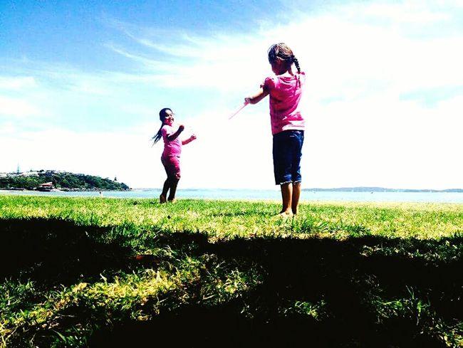 Sisters SisterLovee ♥ Sister Beach Beachphotography Beachlife Maraetai Auckland Newzealand Newzealandnatural