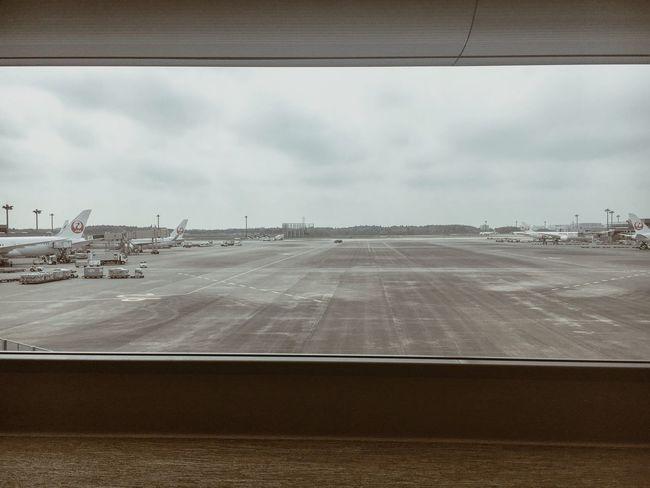Narita Airport, Tokyo. Good times! Narita Tokyo Johnguthedphotography Landscape Airport