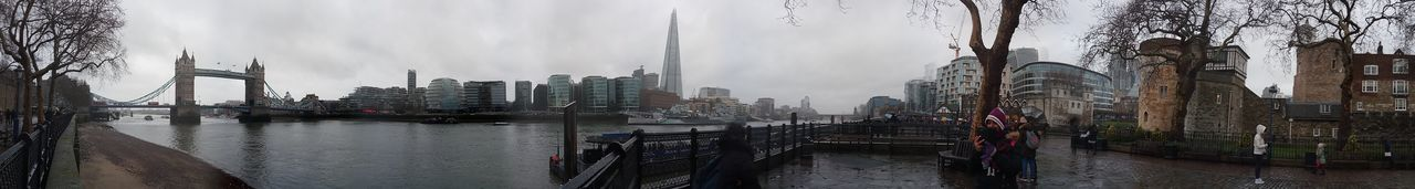 London tower bridge Panorama Evening My View Mobile Photography EyeEm Gallery Evening Beauty Winter London Tower Bridge