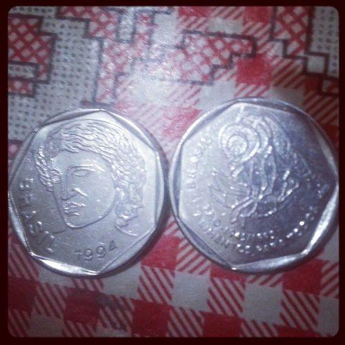 Existe moeda falsificada ? ; s Moeda Falsificada Seila U_u