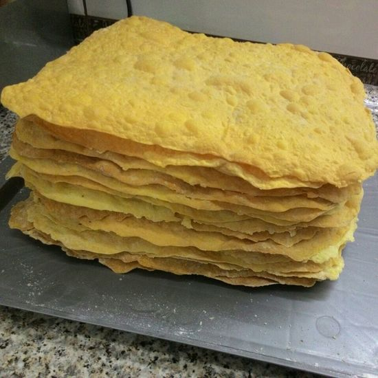 коржи наполеон готовка Cook  Cooking Cake Pie Sweet Food