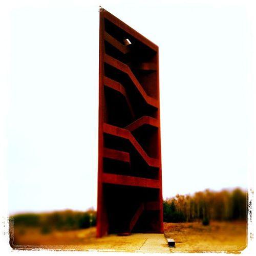 Ein: Rostiger Nagel. #landmarke #brandenburg Brandenburg Landmarke