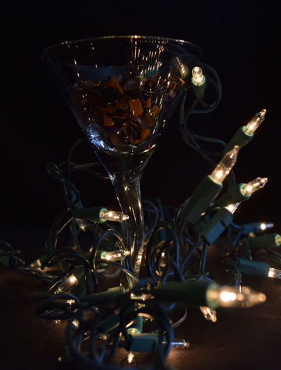 Alcohol Close-up Drink Drinking Glass Food And Drink Glass Glass - Material Glowing Indoors  New Year, Holiday Refreshment Restaurant Shiny Still Life Table Transparent Wineglass