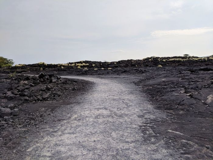 Volcanic Hike Volacano Volcanic  Black Beach Water Sea Sand Sky Landscape Dramatic Sky