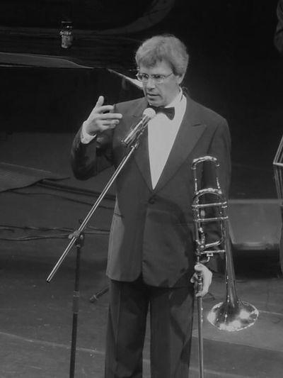 Максим Пиганов тромбон шоу звезды на Байкале джаз
