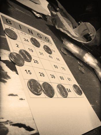 bingo at SO36 Bingo