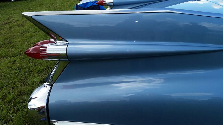 Nossebro Power Meet Old Cars Family Time Blue