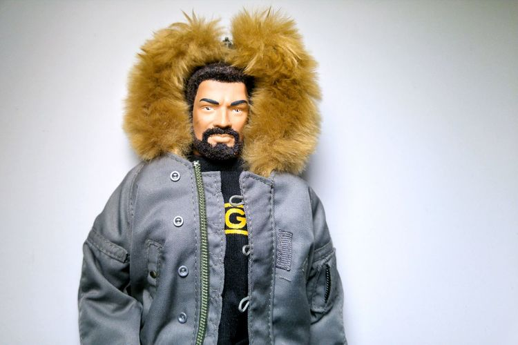 The outdoorsy type Lieblingsteil Studio Shot Action Figures Generic Action Figure Photography Doll Doll Clothes Gi Joe Imitation Action Figure Scarface Strong Silent Type Outdoorsy Type