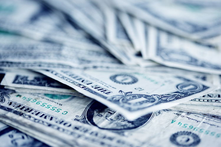 Abundance Backgrounds Business Close-up Consumerism Currency Dollar Economy Finance Full Frame Indoors  Investment Large Group Of Objects Money No People Paper Currency Savings Selective Focus Still Life Wealth