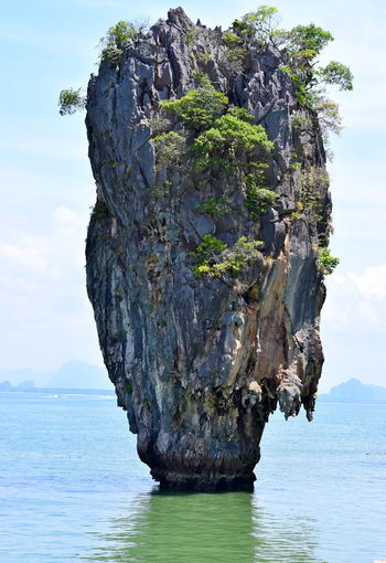 Amazing Nature Amazingthailand Beauty In Nature Day Jamesbondisland Nature No People Outdoors Sea Seascape Sky Skyscape