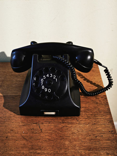 The Week On EyeEm Antique Close-up Communication Connection Day Indoors  Landline Phone No People Number Old-fashioned Phone Cord Retro Styled Rotary Phone Table Technology Telecommunications Equipment Telephone Telephone Receiver