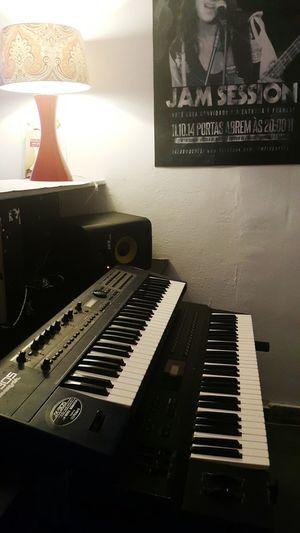 """Musica é minha vida. Tudo pode ser tirado de mim. Menos eu mesmo. Eu sou assim."" Saulo Valley Keyboard Teclado Musica Musician Songwriter Singer  Vocal Coaching"