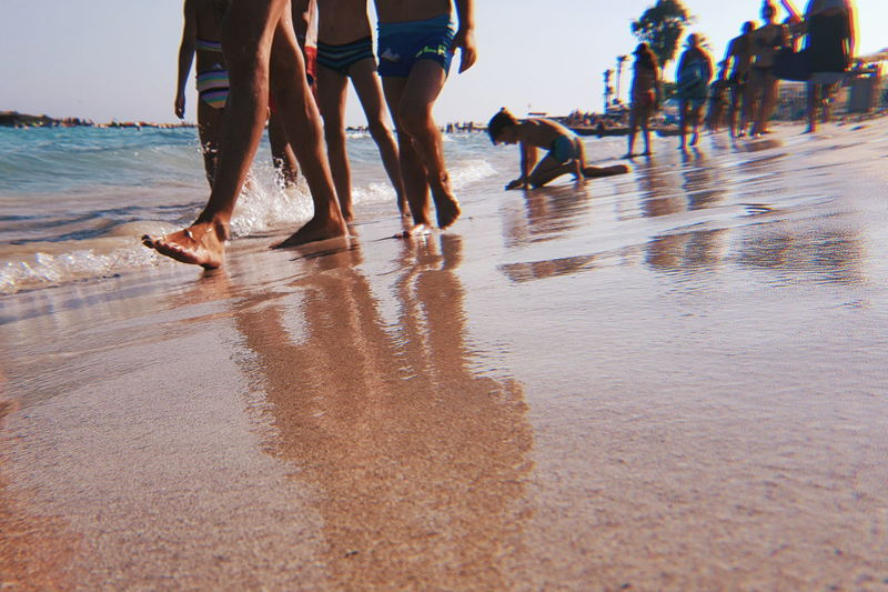 Nissi beach chronicles Cyprus Ayia Napa Beach Seascape Sea Beachphotography Beach Photography Nissi Beach Water Sports Race Sportsman Low Section Athlete Men Beach Competition Sand Togetherness Ankle Deep In Water Shallow Clear Sports Team The Great Outdoors - 2018 EyeEm Awards